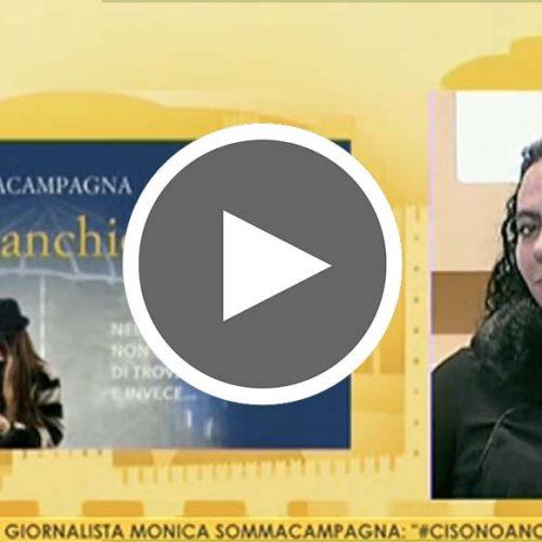 Presentazione del libro #cisonoanchio a sei a casa Telearena