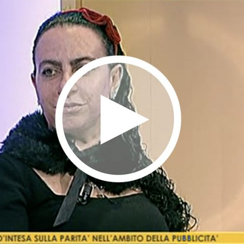 Intervista a sei a casa sul tema pubblicità sessista, Giuliana Guadagnini