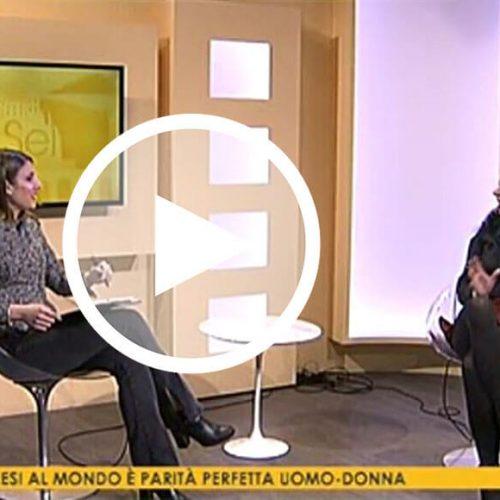 Parità di genere, intervista a Giuliana Guadagnini a Sei a casa