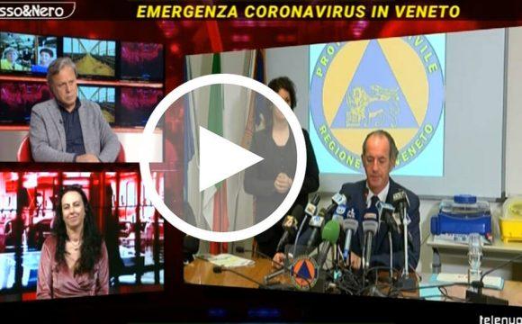 Intervista con Giuliana Guadagnini a Telenuovo dibattito su Coronavirus con la psicologa