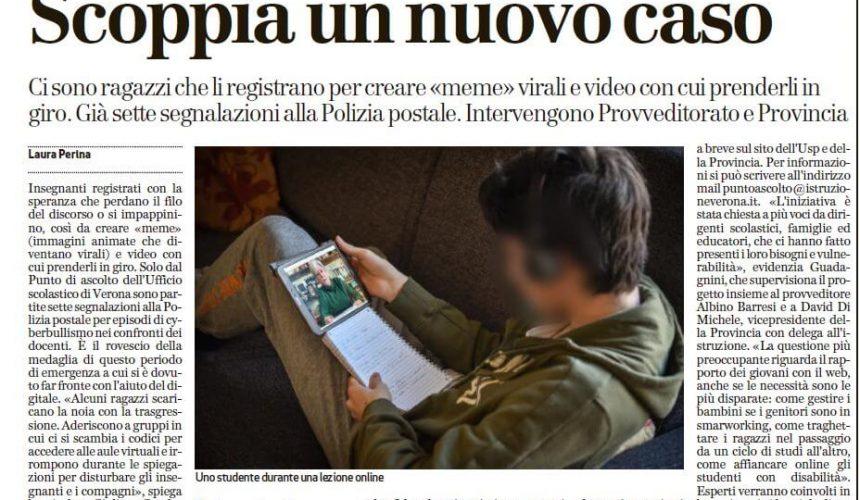"""Presentazione del progetto """"noi ci siamo"""" con Giuliana Guadagnini"""