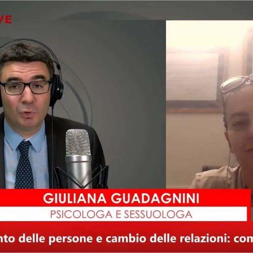 Emergenza sanitaria, ansia, stress, paura: quanto incide la pandemia sulla psiche? Intervista a Giuliana Guadagnini